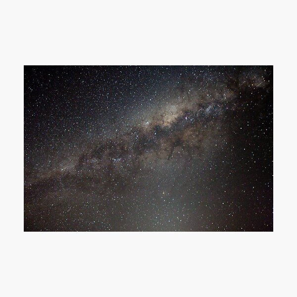 Our Milky Way Galaxy Photographic Print