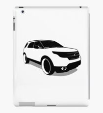 Ford Explorer iPad Case/Skin