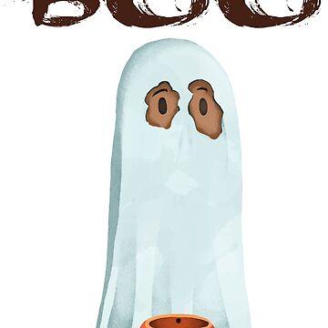 boo shirt by silemhaf