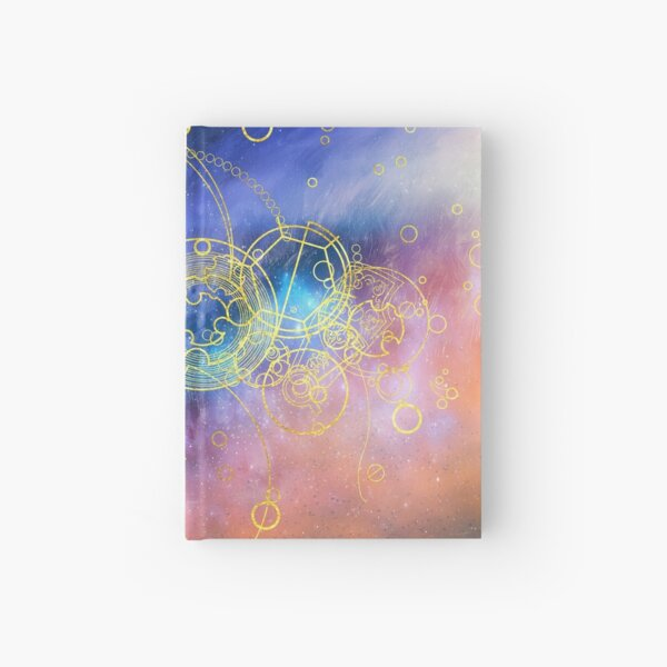 Time Lord Writing (13th Doctor Jodie Whittaker ) Hardcover Journal