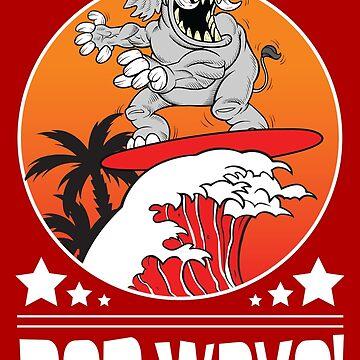 Red Wave Pro Republican Midterm 2018 Voter by bsanczel