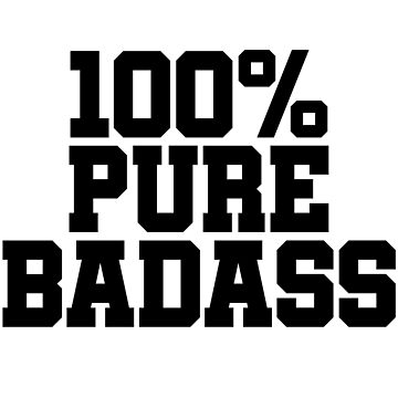 Pure badass by schnibschnab