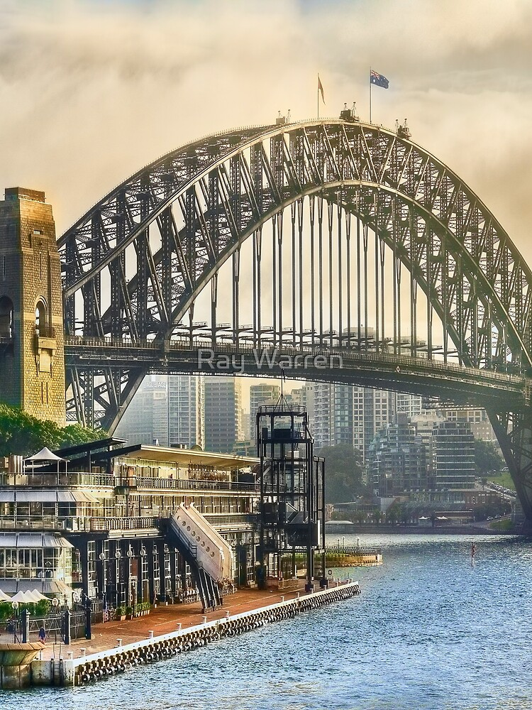 Sydney Harbour by RayW