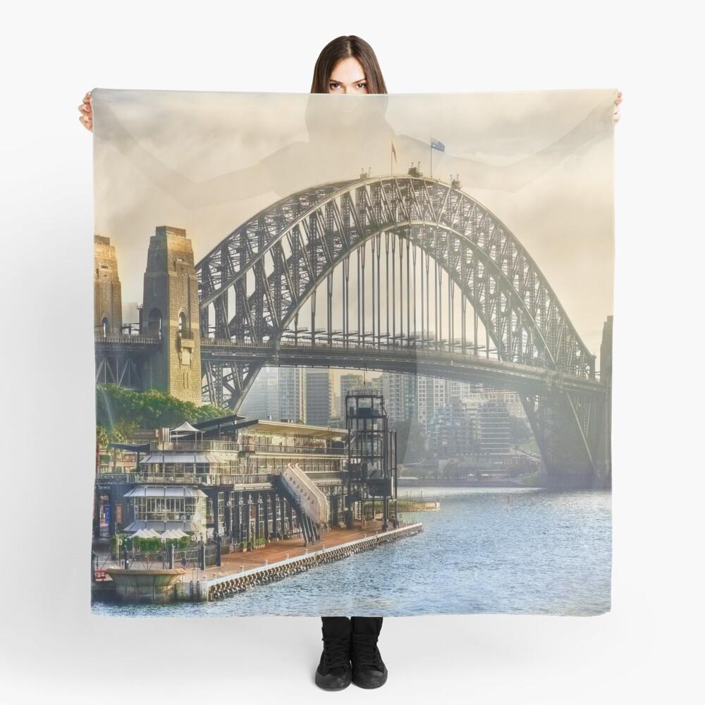 Sydney Harbour Scarf