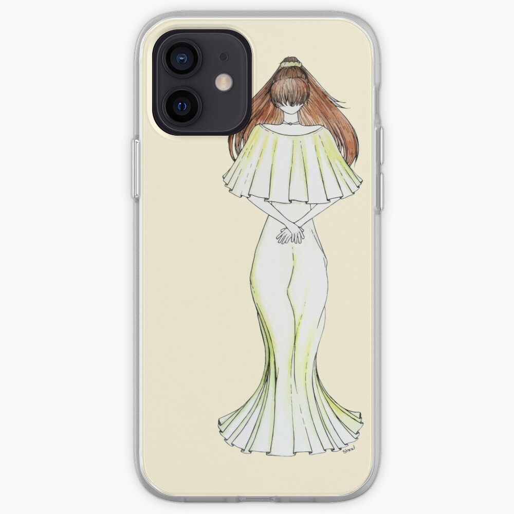Flower Girl : Lily iPhone Case & Cover