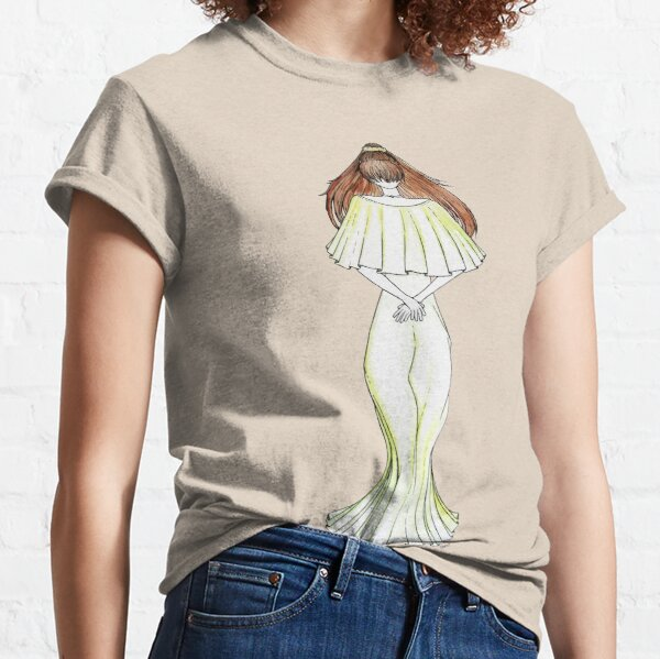 Flower Girl : Lily Classic T-Shirt