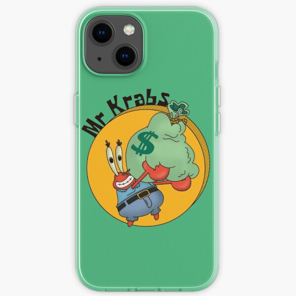 Did you know crabs love money! iPhone Soft Case