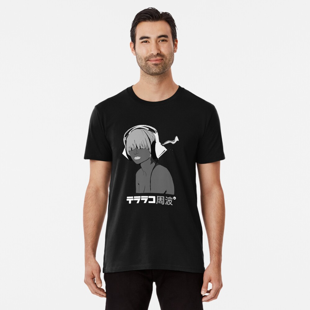 woob周波 Men's Premium T-Shirt Front