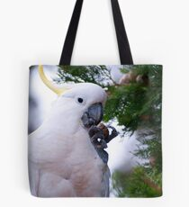 Another Sulphur Crested Cockatoo Tote Bag