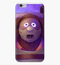Muppet Maniac - Rowlf Lecter iPhone Case