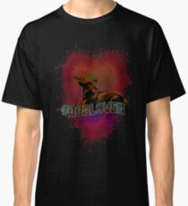 #doglover Classic T-Shirt