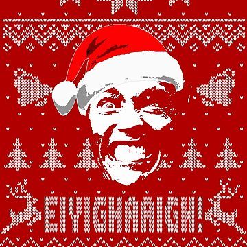 Arnold Funny Ugly Christmas Parody by idaspark