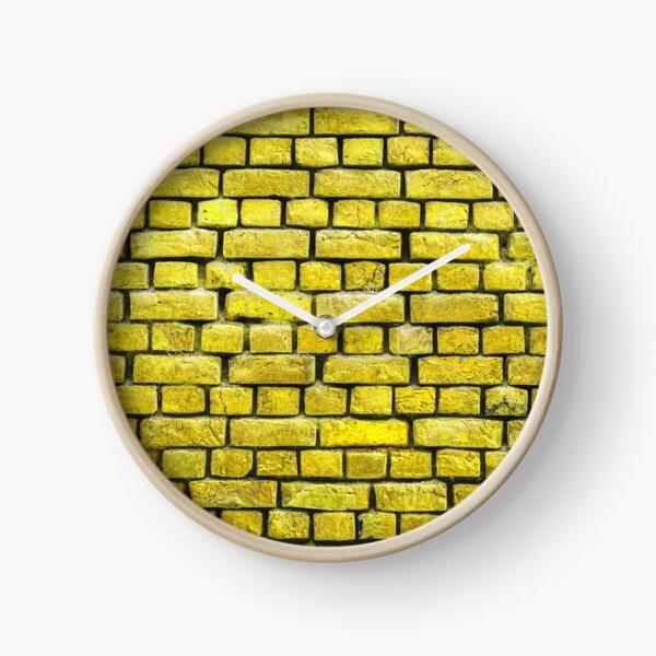 Yellow Brick Road Clock