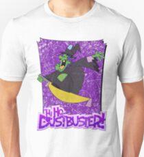 Halloween T-Shirt 2009 - Hi Ho Dustbuster Unisex T-Shirt