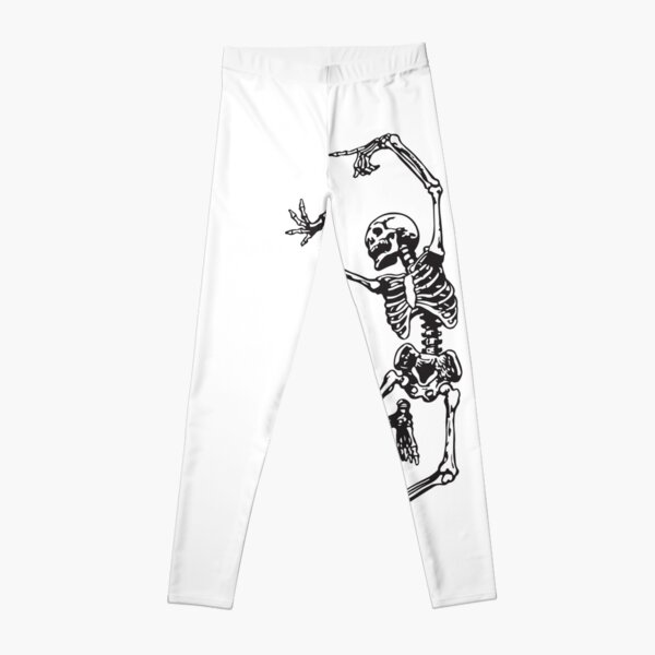 Dance With Death Leggings