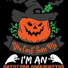 Halloween T-Shirts & Gifts: You Can't Scare Me I'm an Outreach Coordinator by wantneedlove