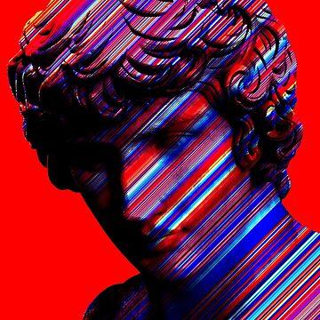 Stripe Boy (TRANSPARENT VERSION) by Ikigai-PLUS