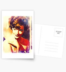 Maggie Smith, Schauspielerin Postkarten