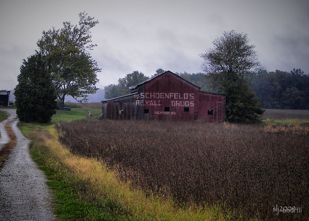 Old barn Ad by budrfli