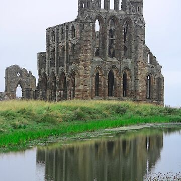 Whitby Abbey by zuluspice