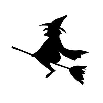 Flying Witch by Sandyram