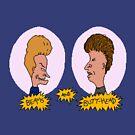 Beavis and Butt-Head by DucktuR