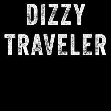 Dizzy Traveler by with-care