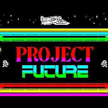 Gaming [ZX Spectrum] - Project Future by ccorkin