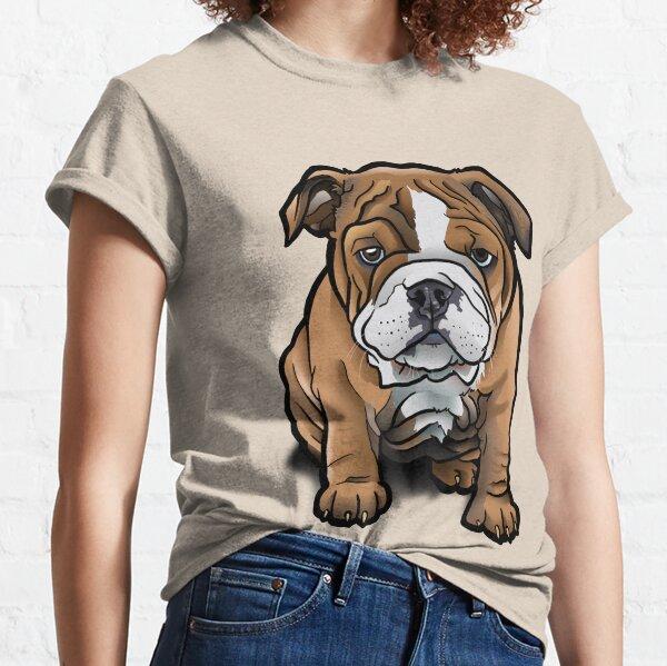 Bulldog Pup Classic T-Shirt