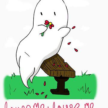 loves me, loves me not? by blumascara