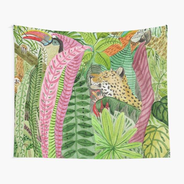 Jungle Animals Tapestry
