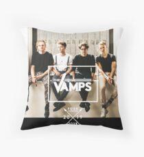 the vamps tour 2019 bolak Throw Pillow