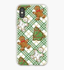 Christmas Winter Pattern iPhone Case