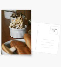 mushrooms_mix Postcards