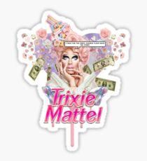 Trixie Mattel <3 Sticker