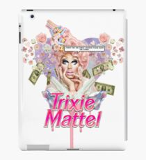 Trixie Mattel <3 iPad Case/Skin