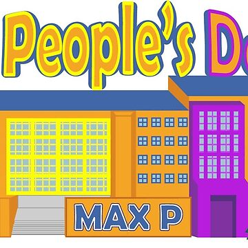Max Palevsky - The People's Dorm by Oathkeeper9918