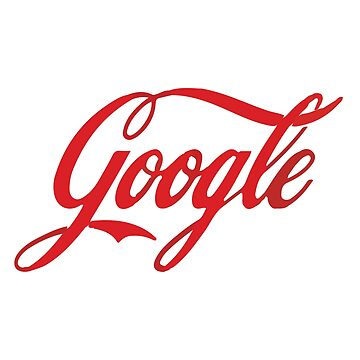 Freaky Logo - Google Cola by cadcamcaefea