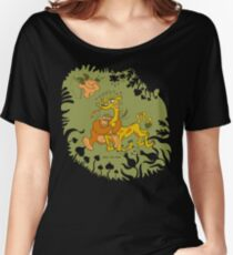 Cupid Having Fun Women's Relaxed Fit T-Shirt
