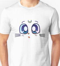 Artemis facial expression Unisex T-Shirt