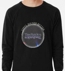 Vinyl Sounds Better Lightweight Sweatshirt