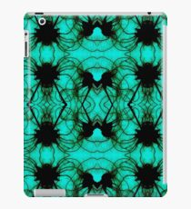 Cheveux D'Ange Green iPad Case/Skin