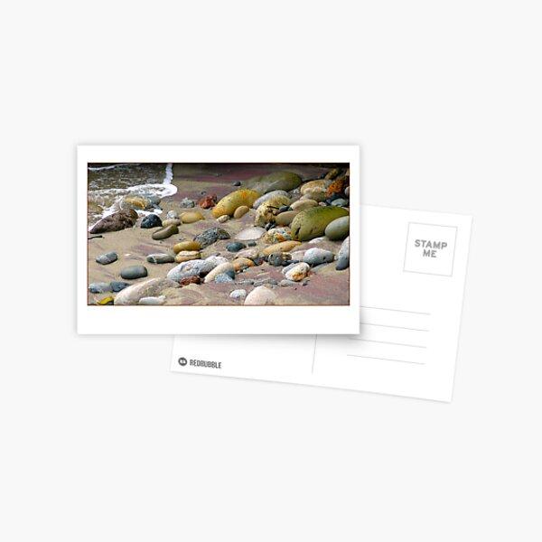 stones  (card) Postcard