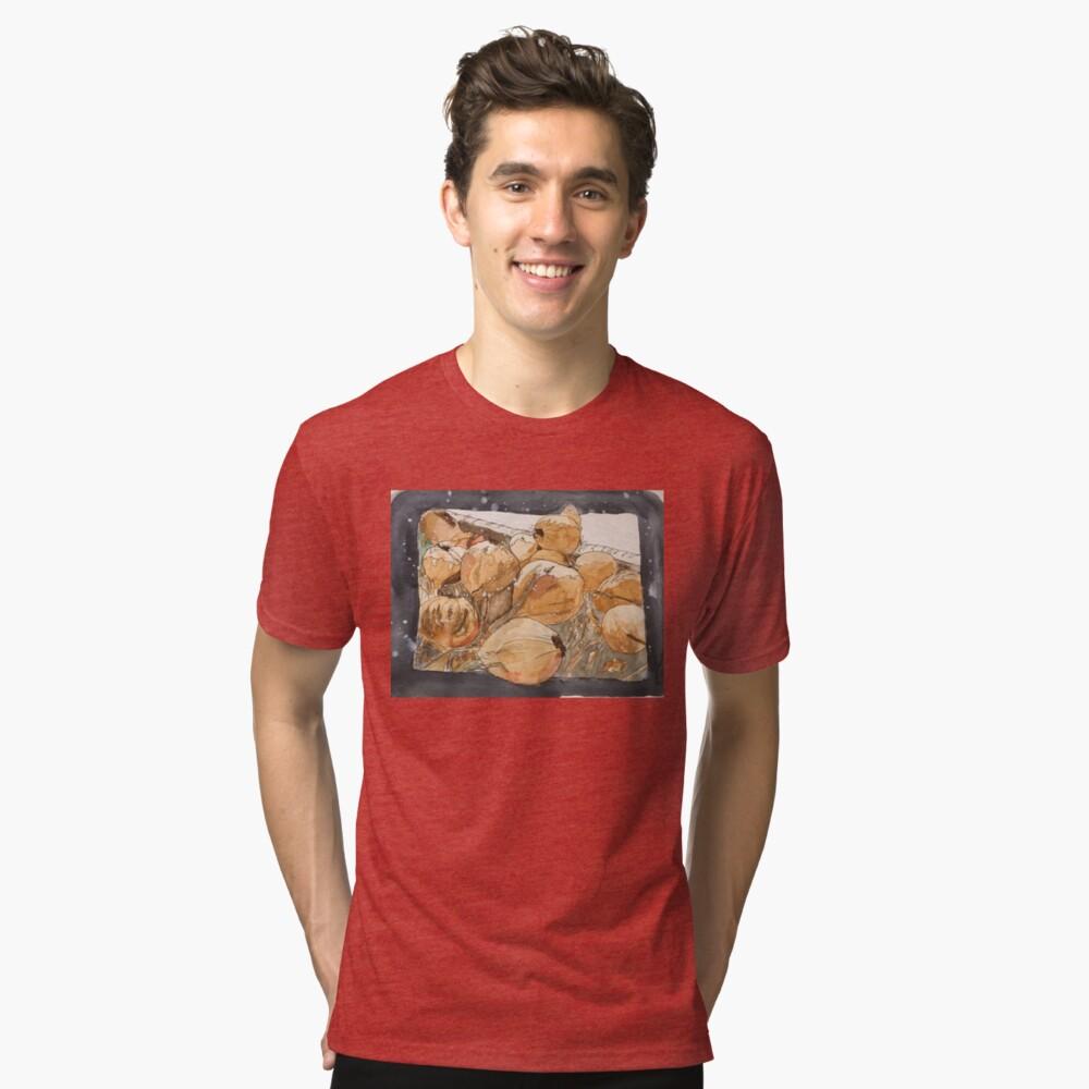 Onions Tri-blend T-Shirt