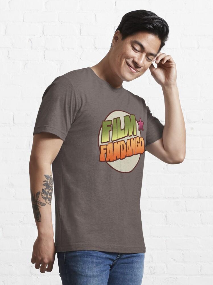 Alternate view of Film Fandango Logo - CLASSIC Essential T-Shirt