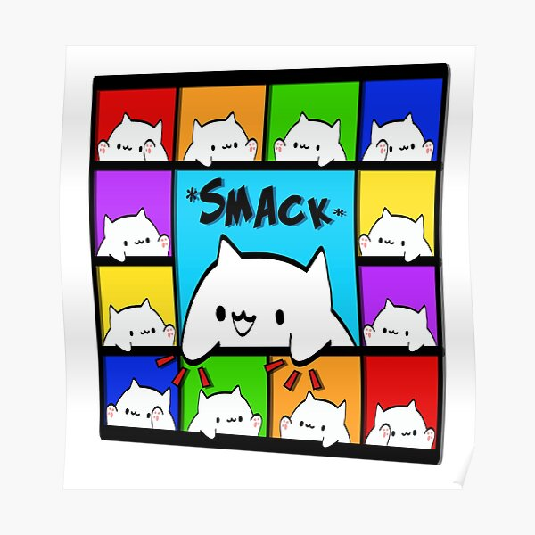 Bongo Cat Poster