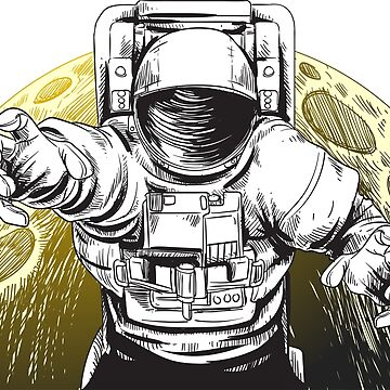 space t shirt by silemhaf