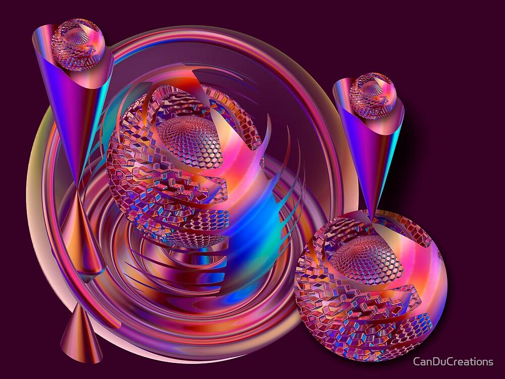 Amusing balls by CanDuCreations
