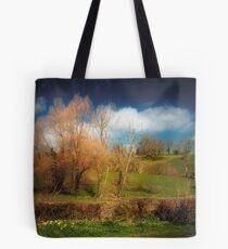 Landscape Alive Tote Bag