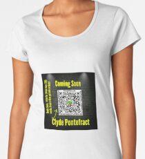 PrisonArtWare.com proudly presents the work of  Clyde Pontefract  Women's Premium T-Shirt